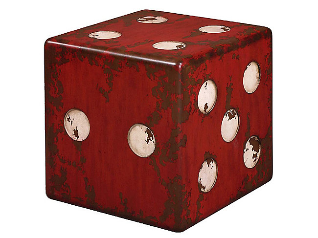 Dice Accent Table | HOM Furniture