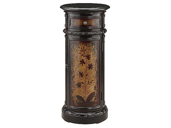 Avila Pedestal Cabinet | HOM Furniture