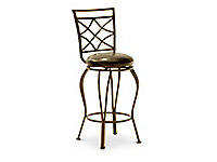 Gate Swivel Barstool
