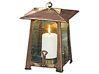 Large Craftsman Lantern