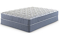 Claymont Firm Full Low Profile Mattress Set