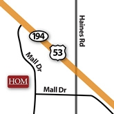 Hermantown, MN HOM Furniture Location